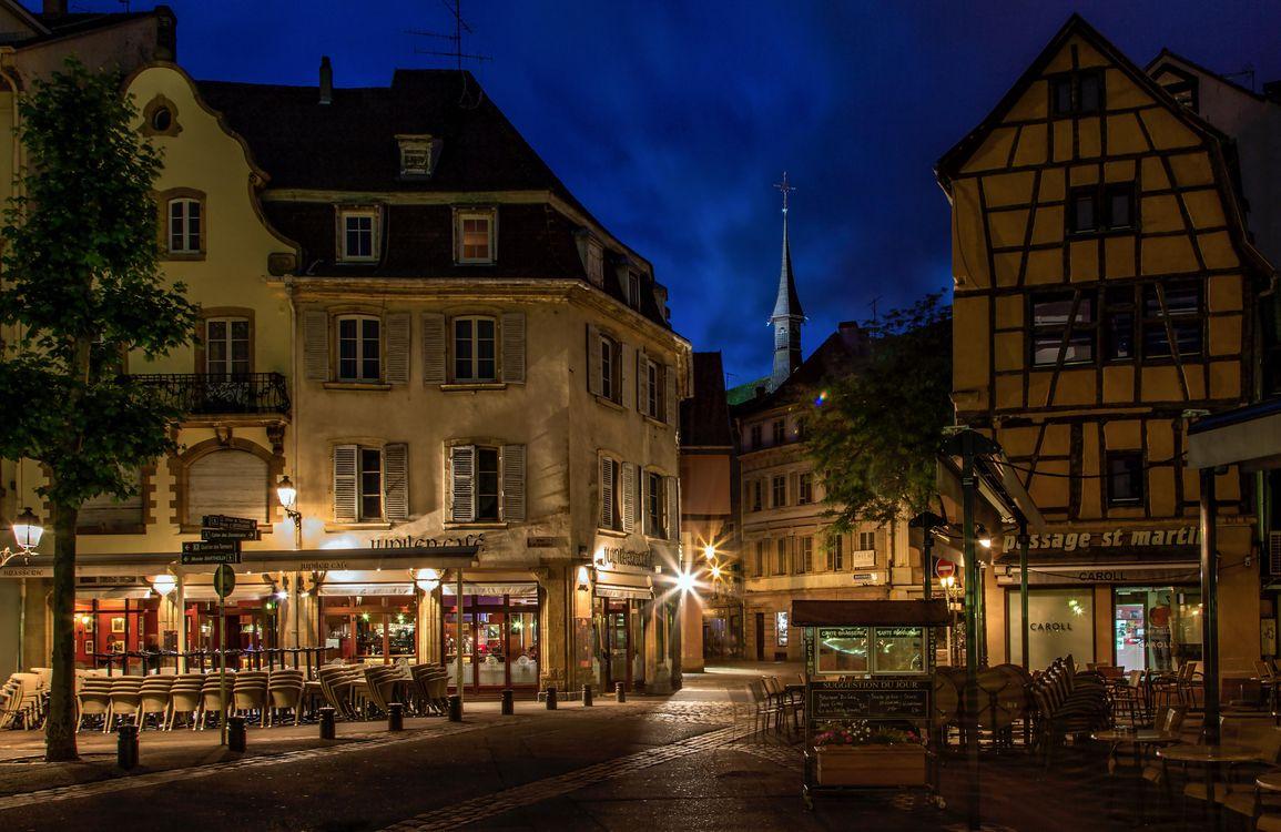Фото бесплатно Strasbourg, Страсбург, Франция, город