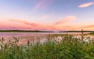 Бесплатные фото Карлстад, Вермланда, Швеция, Природа, Пейзаж, морской пейзаж, закат