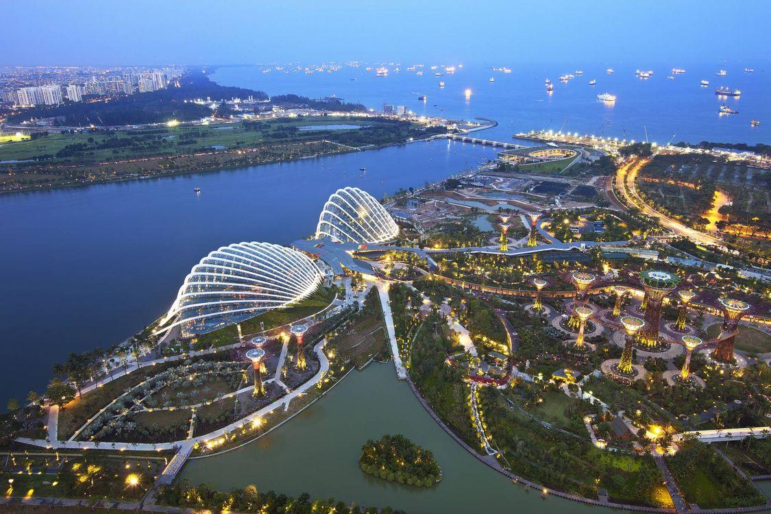 Фото бесплатно Сингапур, Singapore, город - на рабочий стол