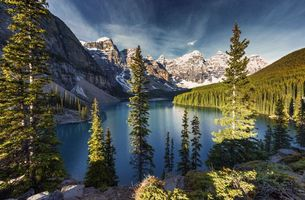 Photo free Moraine Lake, Banff National Park, Alberta