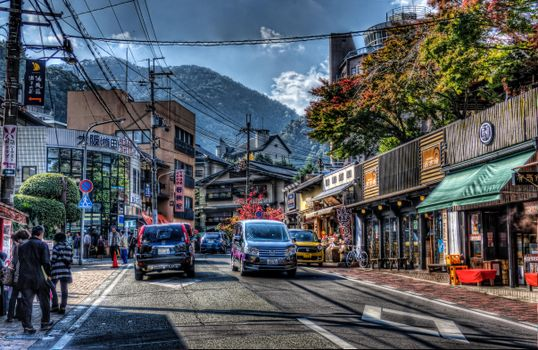Photo free Kobe, Japan, city