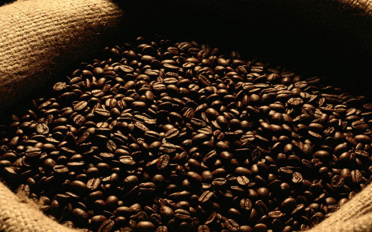 Бесплатно зерна, фото кофе горячие