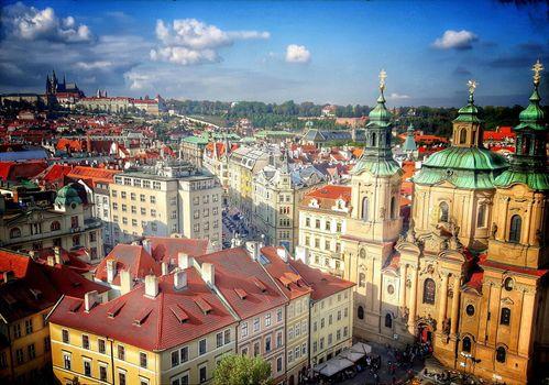 Заставки Prague, Прага, Чехия