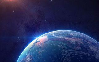 Фото бесплатно Планета, Вода, Земля