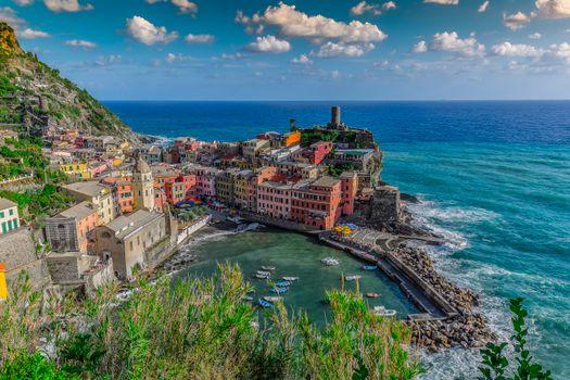 Бесплатные фото Vernazza,Вернацца,Италия,fonwall ru