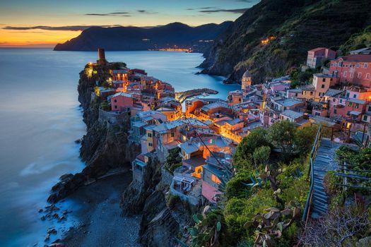 Бесплатные фото Vernazza,Italy,Вернацца,Италия
