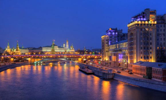 Photo free Moscow, Russia, The Kremlin