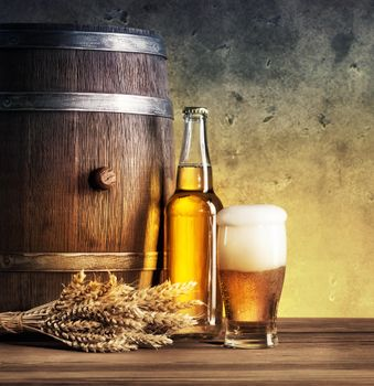 Photo free beer, drink, barrel