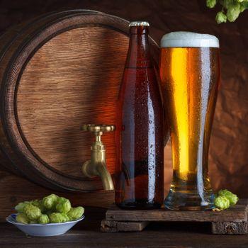 Photo free drink, beer, hops