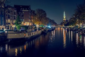 Photo free Holland, the capital and the largest city of the Netherlands, Netherlands