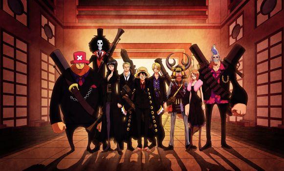 Photo free pirates, anime, TV series