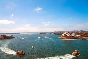 Фото бесплатно австралия, сидней, море