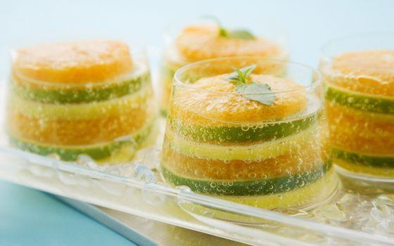 Фото бесплатно десерт, порции, подача