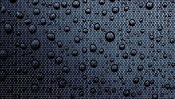 Заставки абстракция, капли, дождя