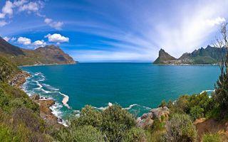 Бесплатные фото небо,облака,лето,тепло,озеро,море,вода