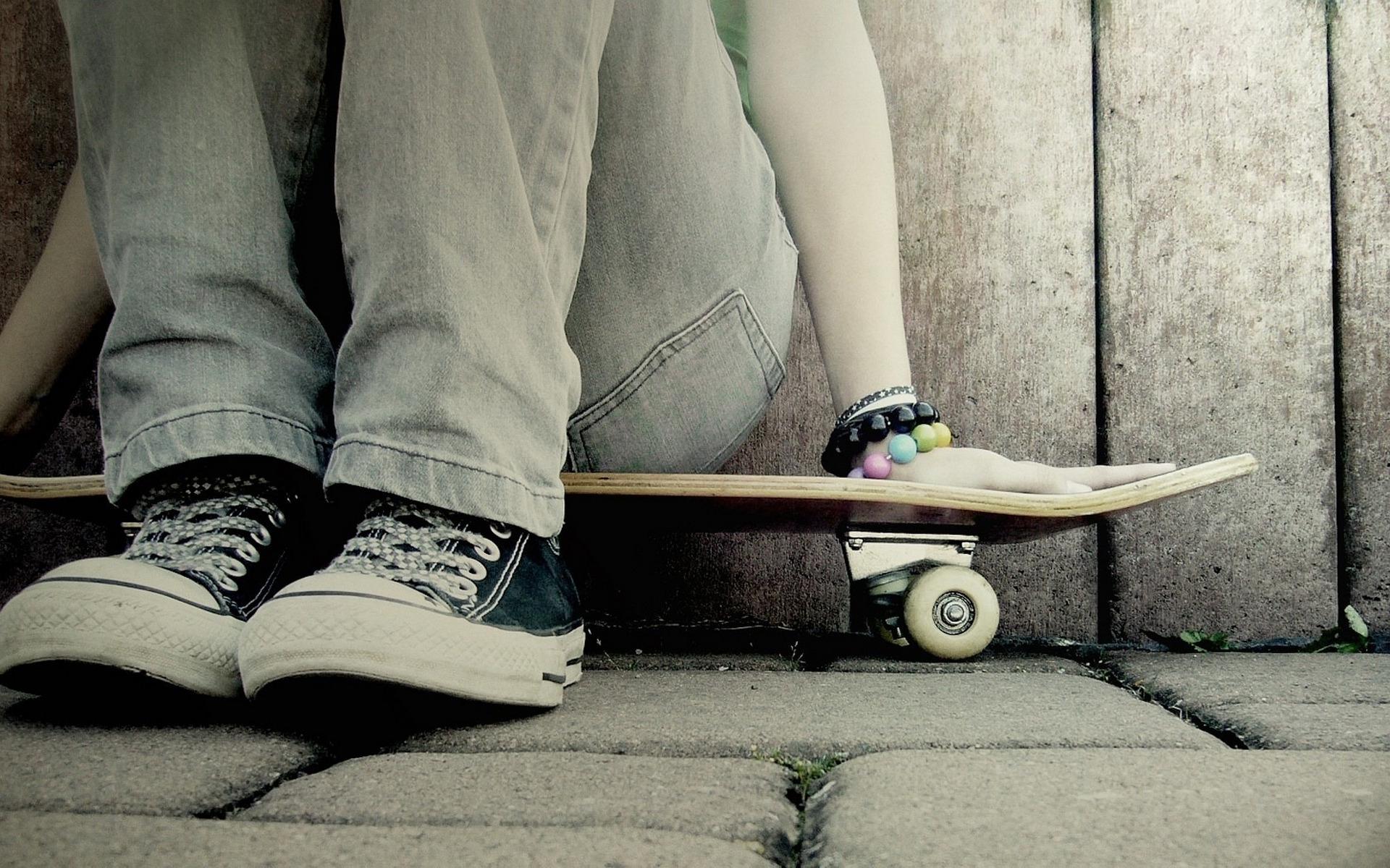 скейт, доска, колеса