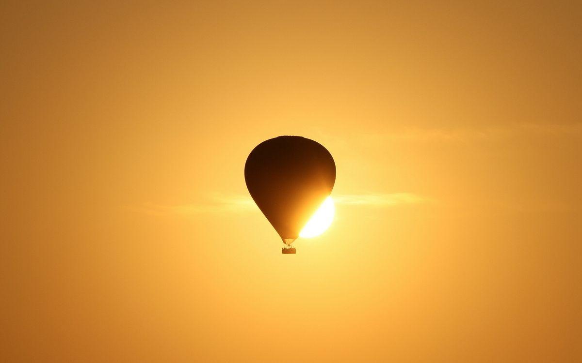 Фото бесплатно воздушный, шар, полет - на рабочий стол