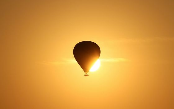 Photo free air, balloon, flight