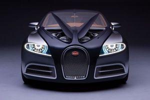 Заставки bugatti, veyron, капот