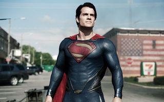 Фото бесплатно человек из стали, мужчина, superman