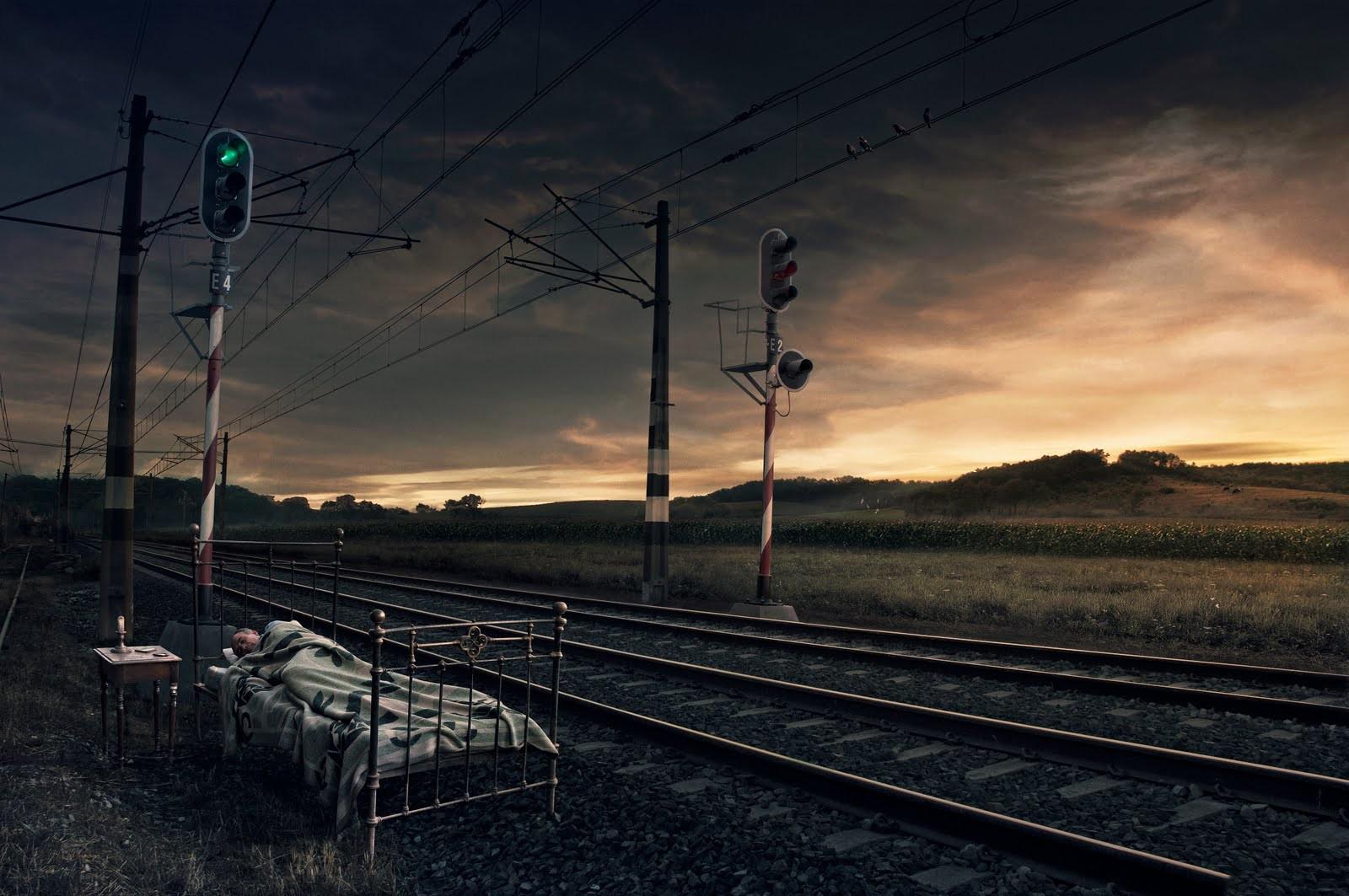 Прикольные картинки железной дороги, надежда умирает последней