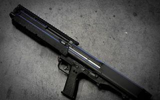 Photo free pistol, metal, black
