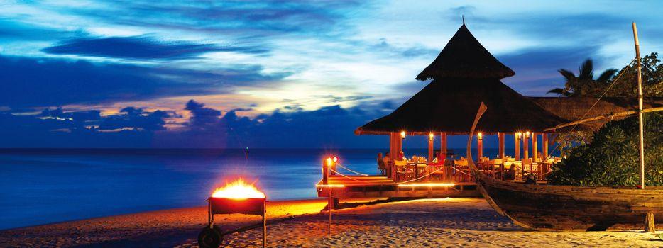 Photo free restaurant, landscapes, beach