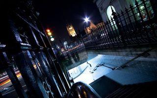 Бесплатные фото метро,светофор,огни,свет,лестница,забор,дома