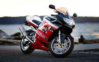 Фото бесплатно мотоцикл, дорога, асфальт