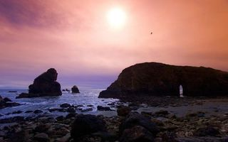 Фото бесплатно пляж, камни, скалы
