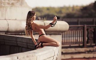 Photo free Donetsk, girl, calmius
