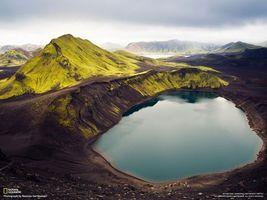 Photo free national geographic, lake, earth