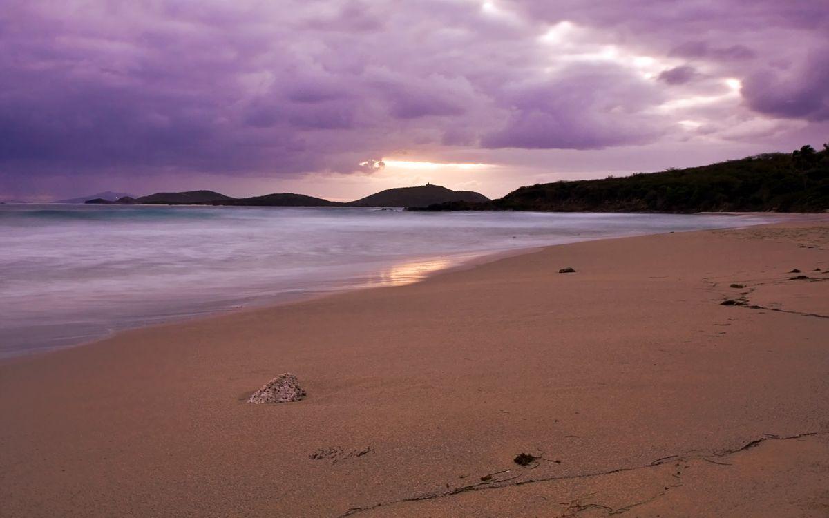 Фото бесплатно берег, песок, небо - на рабочий стол