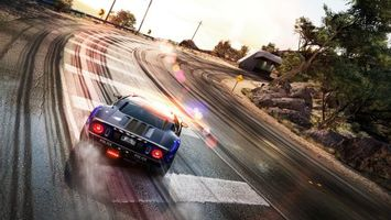 Фото бесплатно police, need for speed, дрифт