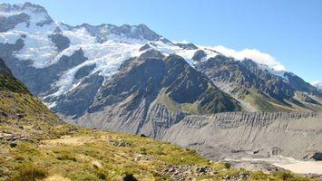 Фото бесплатно скалы, горы, горизонт