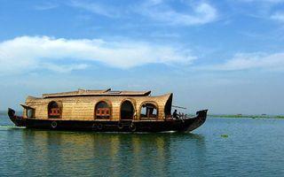 Фото бесплатно лодка, байдарка, африка