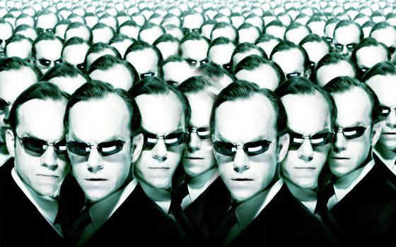 Photo free matrix, agent, smith