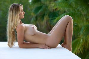 Фото бесплатно carisha, блондинка, горячая