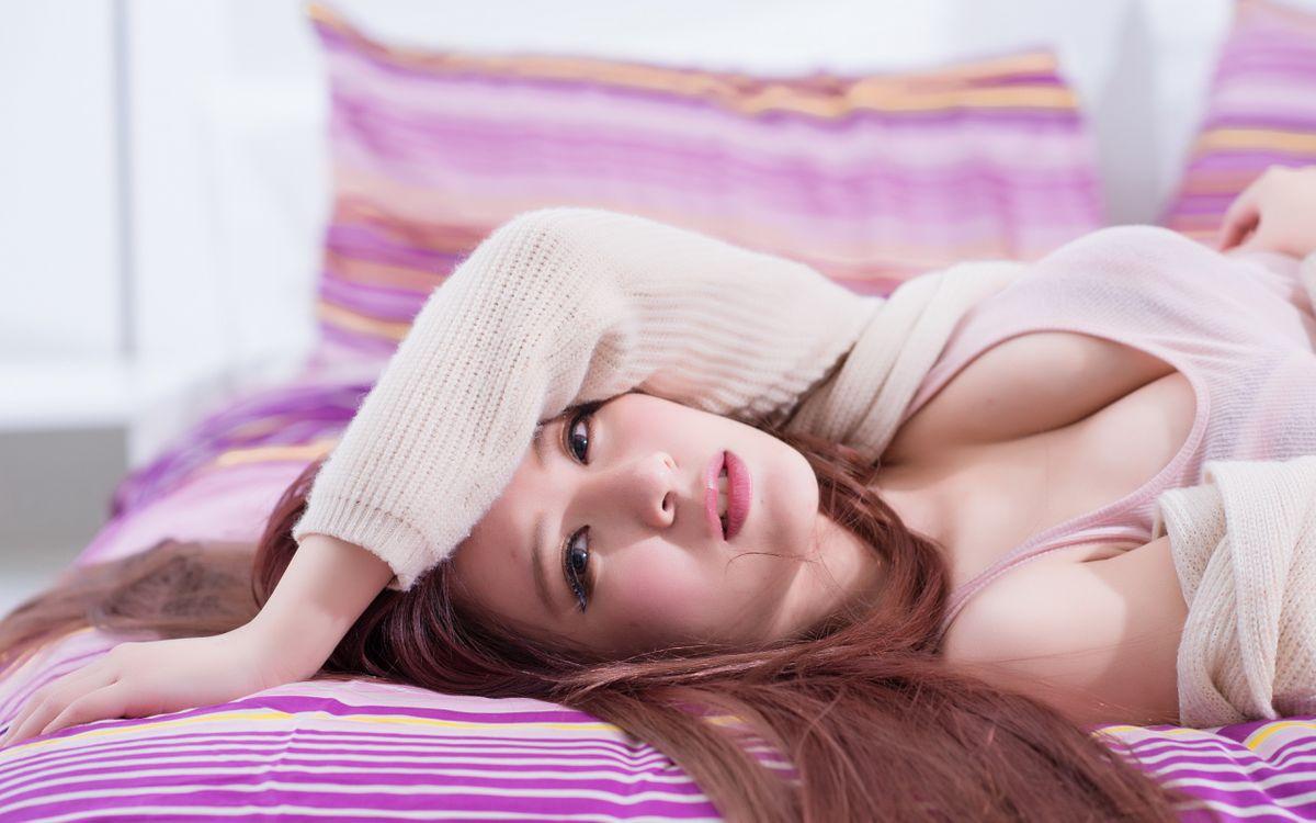 Фото бесплатно глаза, девушки, модель - на рабочий стол