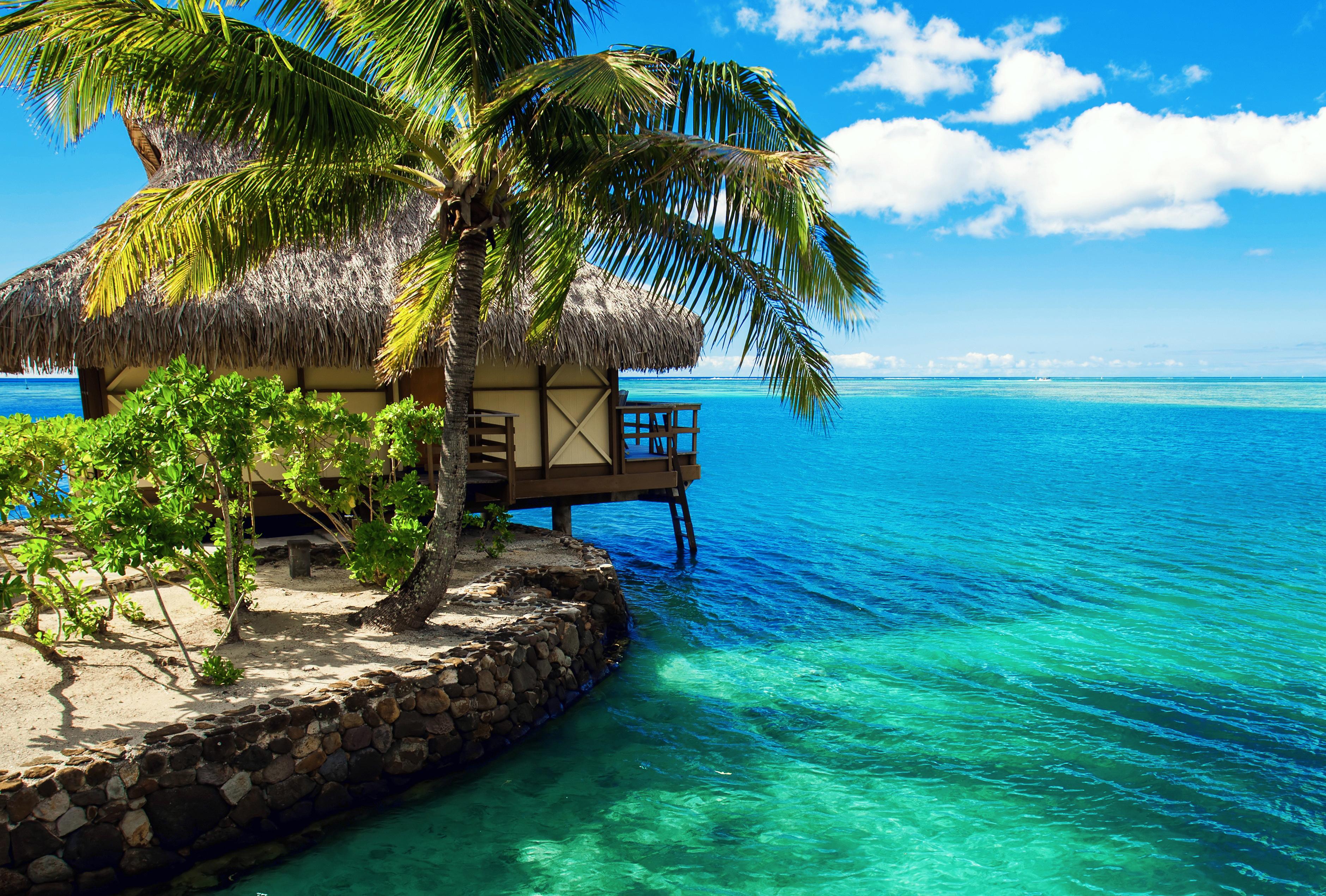 море отдых курорт дома  № 1447345  скачать