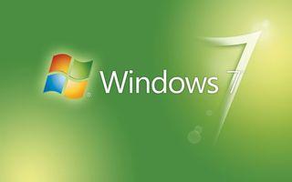 Бесплатные фото windows,заставка,обои,картинка,фон,зеленый,блики