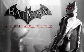 Бесплатные фото catwoman,логотип,arkham city,batman,женщина-кошка