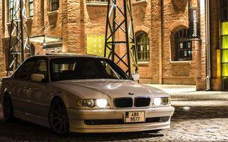 Бесплатные фото bmw, белый, здание, машины