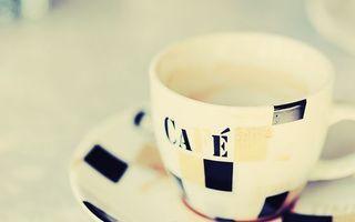 Фото бесплатно пена, кубики, кофе