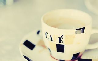 Photo free foam, cubes, coffee