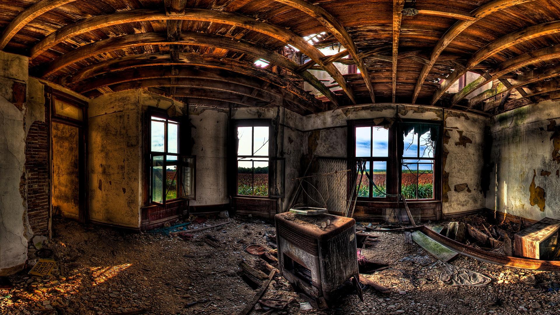 Идеи для фото разрушенные здания