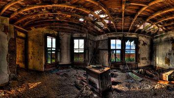 Фото бесплатно дом, камни, стены