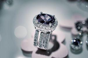 Фото бесплатно кольцо, алмаз, бриллиант