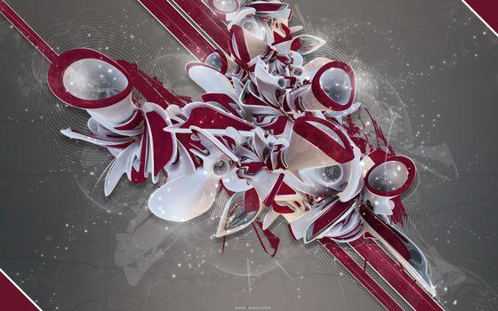 Бесплатные фото линии,узоры,графика,обои,картинка,рисунок,творчество,3d графика