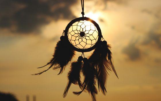 Бесплатные фото ловец,снов,амулет,талисман,перья,паутина,разное